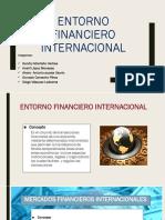 Entorno Financiero Internacional