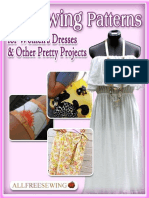 11 Sewing Patterns for Womens Dresses  Other Pretty Projects.pdf