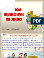Gestion Municipal en Salud Vinto