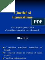 1. Mecanismele traumei