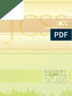 Budget 2015-2016