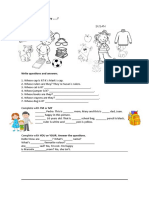 Whose Worksheet Picture Description Exercises Writing Creative Wri 85107