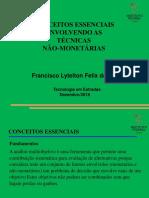 SLIDE AVALIAÇÃO DE PROJETOS II.ppt