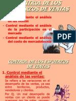 Sem. 14 CONTROL DE LOS ESFUERZOS DE VENTAS.ppt