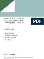 Projeto da BR-153- apresentação 2 avaliação de estradas-1.pptx