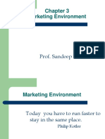 Chapter 3 Marketing Environment