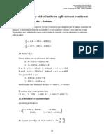 Sistemas No Lineales -Aplicaciones Continuas
