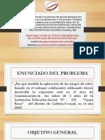APLICACIÓN DE LOS JUEGOS DE ROLES BASADOS EN  EL ENFOQUE COLABORATIVO