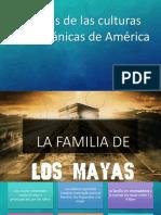 Familias Prehispanicas