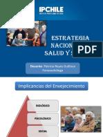 3. Estrategia de Salud y Senama