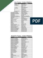 Dicionario Tecnico Ordem Alfabetica