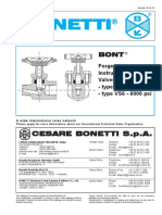 Vs Instrumentation Valves