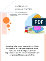 Assessing Reading Brown