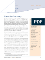 Economic Bulletin 9 - MoF Greece