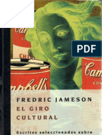 [Jameson, Frederic][El giro cultural][Sociología-Ensayo][pdf]