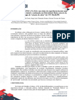 EDUCAÇÃO POLÍTICA NA EJA - Um Relato de Experiência Docente Num Curso de Formação Inicial e Continuada...