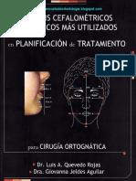 Analisis cefalometricos y esteticos mas utilizados en px y tx - Quevedo.pdf