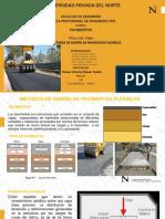 Metodos de Diseño de Pavimentos