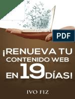Renueva tu Contenido Web