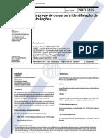NBR 6493-1994 Emprego de Cores Para Identificacao de Tubulacoes - Copia.pdf