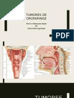 Tumores de Orofaringe