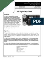 Flowserve Posicionador Digital