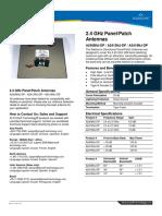 2_4+GHz+Directional_Panel_Patch_Antenna_Datasheet