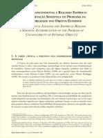 Daniel Omar Perez - Idealismo Transcendental e Realismo Empírico.pdf