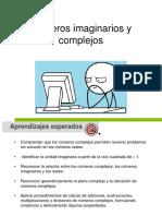1_PPT Números Imaginarios y Complejos