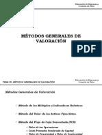 Tema III - Métodos Generales de Valoración (B&W-1).ppt