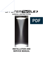 System Two LED Install Service Manual 2018