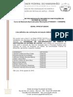 Edital Do Mestrado 10 Seleção - Universal (10)