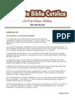 DÍA 003 - 365 Días Para Leer La Sagrada Escritura
