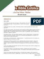 DÍA 004 - 365 Días Para Leer La Sagrada Escritura