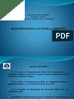 Diapositivas de La Ley Contra La Corrupcion