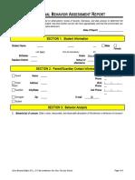 fba functional behavior assessment template  1 -3