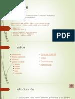 C4ISTAR Arquitectura de las organizaciones