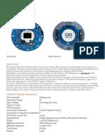 Arduino - Robot A000078
