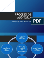 Proceso de Auditoria