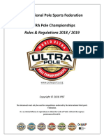 Ultra Pole Scoring and Rules 2018-2019 VF