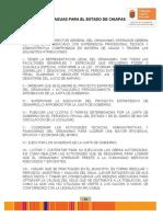 Ley Agua Chiapas