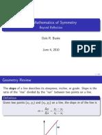 Math 193 Chapter 11