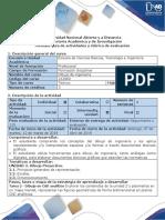 Guia de Actividades y Rubrica de Evaluacion - Tarea 2 Dibujo Proyectivo