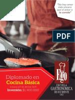 diplomad en cocina