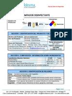 Hs Limpia Dor Desinfect Ante 201473115512