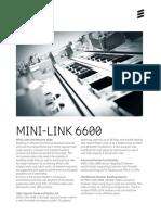 6600 Datasheet