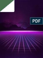 Synthwave Retrowave Retrowave Grid Purple Mountains-1400723.Jpg!d