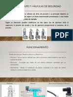 IPM 2018-2 GRUPO 7- Válvulas de Seguridad