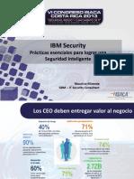 PPT IBM Security Essentials Formato ISACA