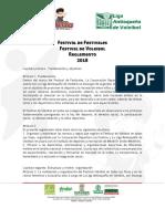 Reglamento Festival de Voleibol 2018